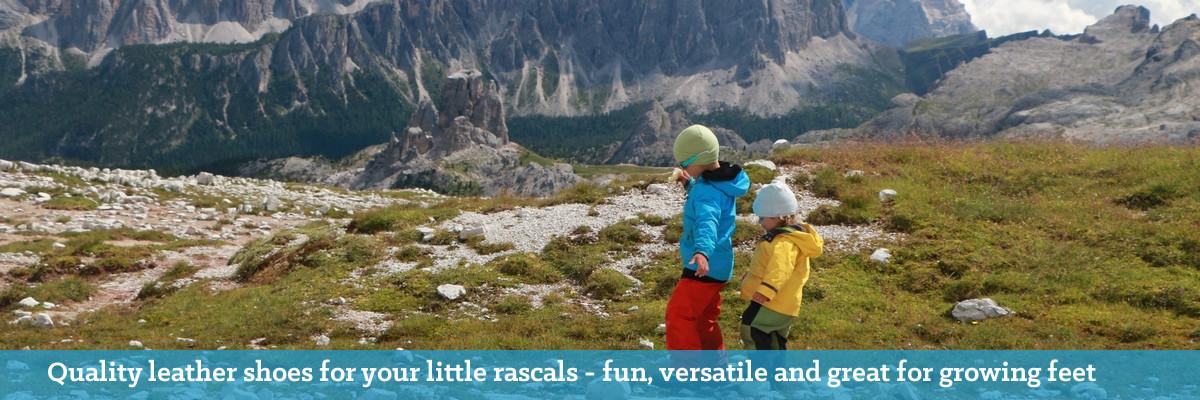 Rostks in Dolomites