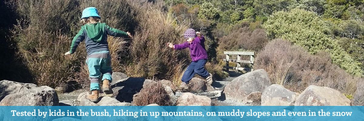 Rostaks rock jumping